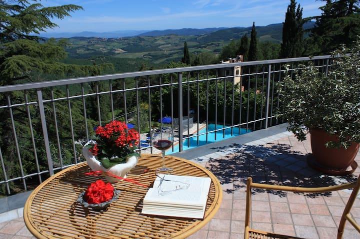 Villa Sant'Uberto B&B Radda in Chianti