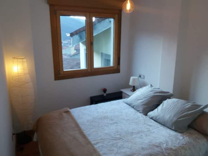 Alojamiento tranquilo con vistas en Felechosa