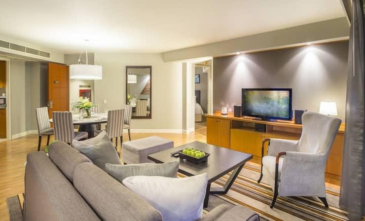 3BR Suite, near Chongnonsi