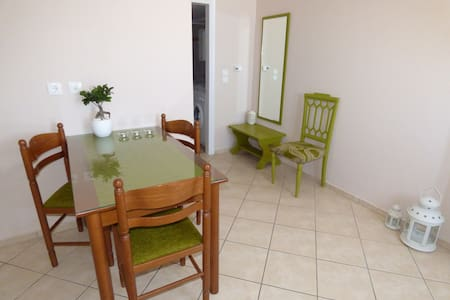 Rampelia Apartments-One Bedroom-Ground Floor-A2 - Imerovigli