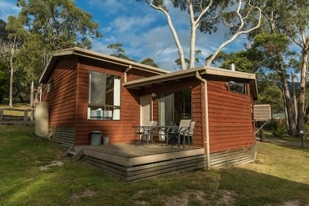 Wonderland Cottages - Manuka Cottage
