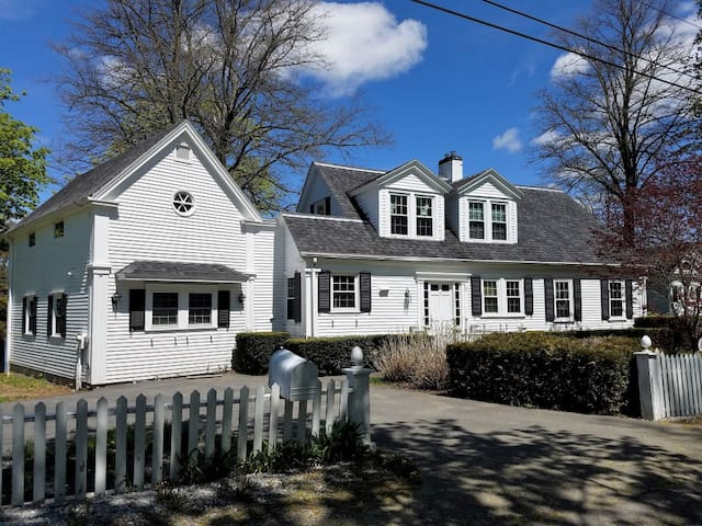 Spacious Home on Boothbay Harbor - Boothbay Harbor - บ้าน