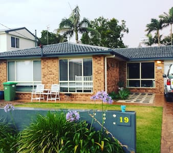 Family friendly flat/home Beachside - Wamberal - 公寓