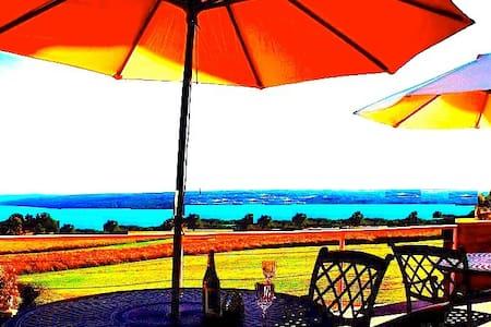 FingerLakes Cayuga Lake Inn 'Play Tuscany'