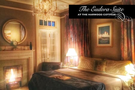 The Harwood Cottage Eudora Suite - Macon - Talo