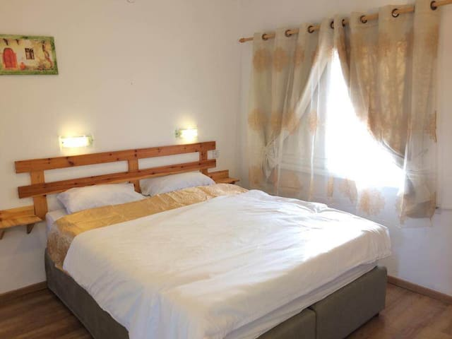 38 rooms for couple and family - Yir'on - Inap sarapan
