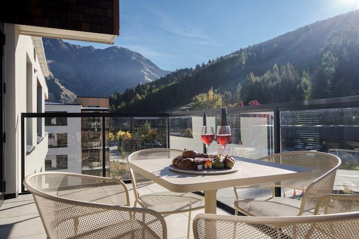 Staysouth Suites Coronet Peak, 1-bedrm Alpine PH