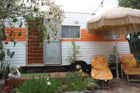 That 70's Van ~ Vintage Caravan Central Location