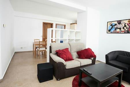 Amplio apartamento dos habitaciones - Posada de Llanes