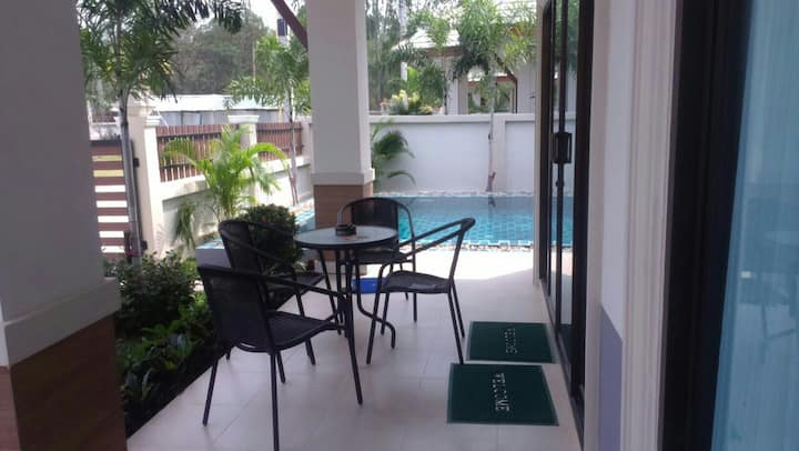 Baan Dusit 3BR Pool Villa