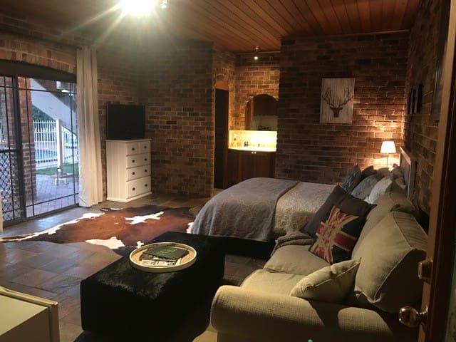 Charming studio retreat