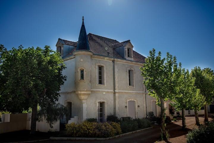 Chez Blanc -  a Château location
