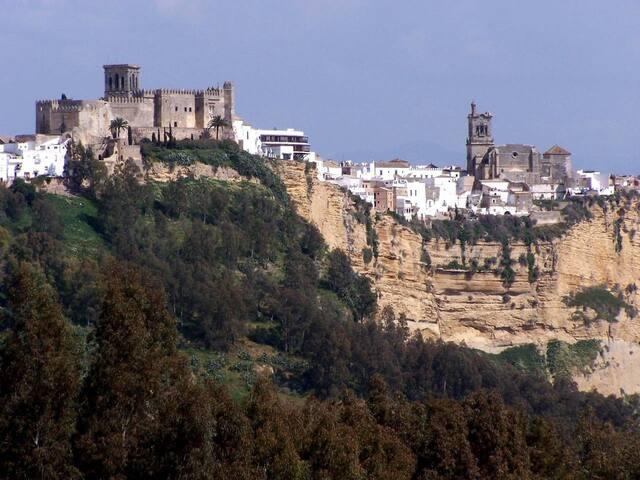 Centro histórico Arcos de la Frontera 2