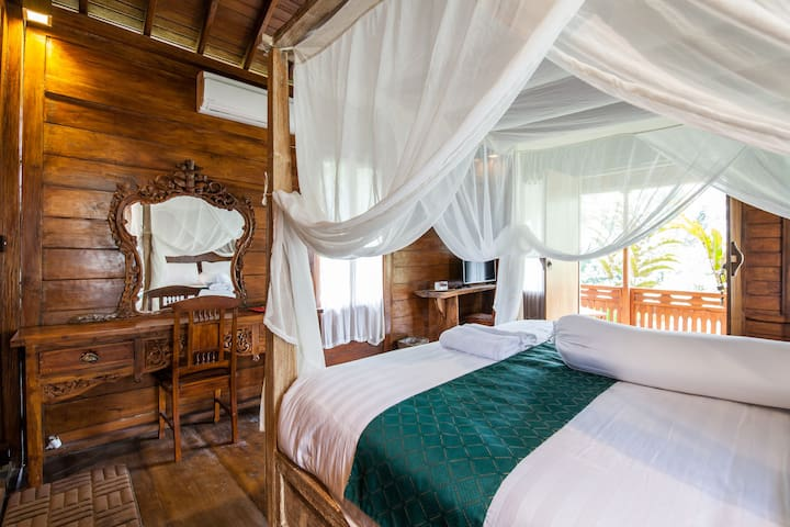 Ubud Song Broek Villa #Shinta - Payangan - Bed & Breakfast