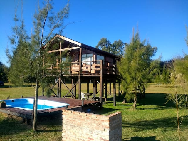 Cabañas Puestas del Sol - Altamira