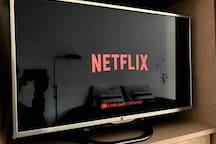 Netflix, para que tu estadía sea aún mejor!!!