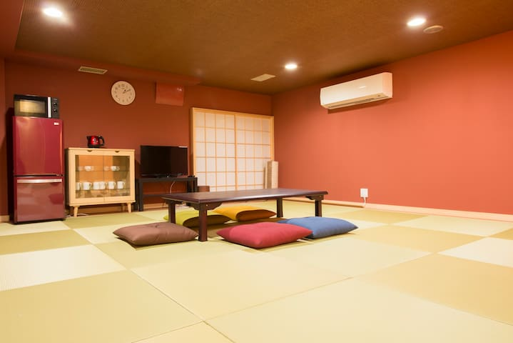 NEW30%OFF! 3 min to Shinjuku Sta. JP Style Apt FE5 - Shinjuku-ku - Appartement