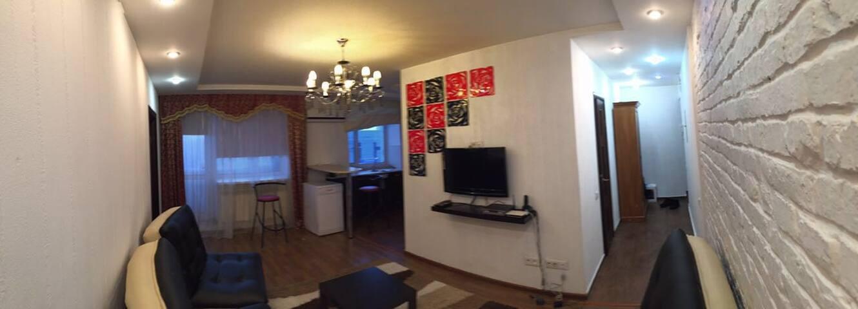 Бизнес-класс апартаменты в центре(б.жырау 56)