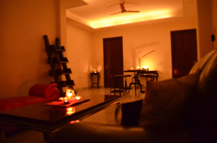 Comfy Nook in the city - Gurugram - House