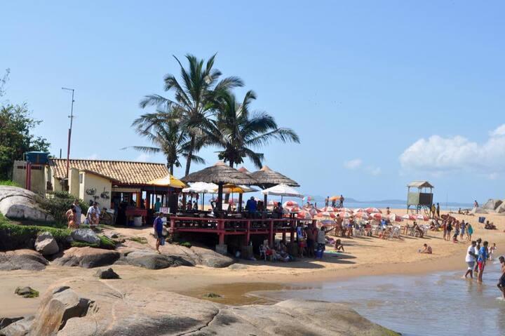 Chalés em Barra de S. João