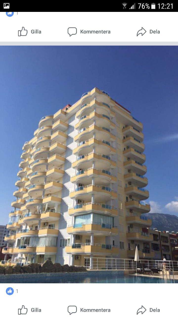 3room apartment(centre of the city,near the beach)