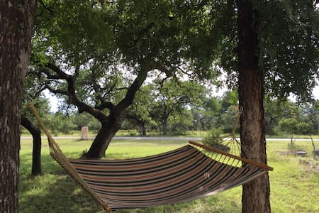 Ranch Charm in Texas Hill Country - Spring Branch