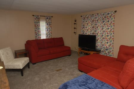 Private room at GRAMMY'S SLEEPING ROOMS - Beckley - Pensió