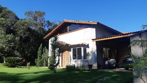 Casa de Campo - Viva a natureza!