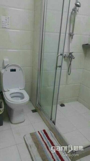 共享的卫生间