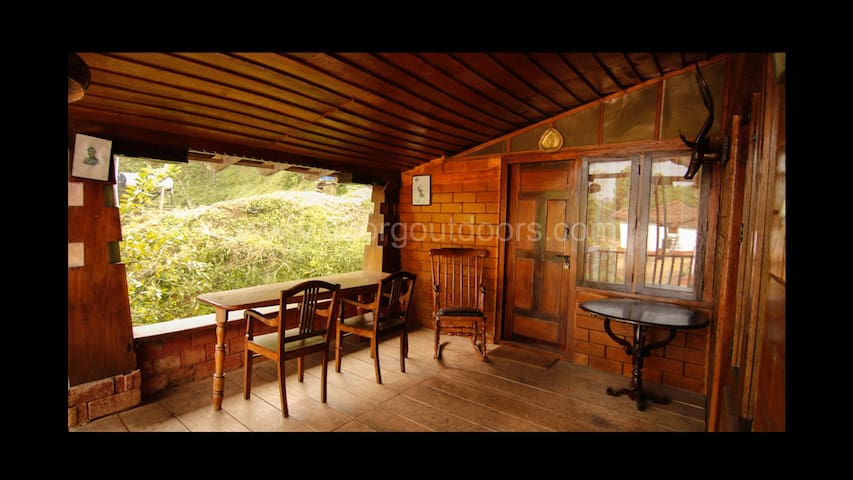 Keemalekad Estate Bungalow, Coorg (private room 2)