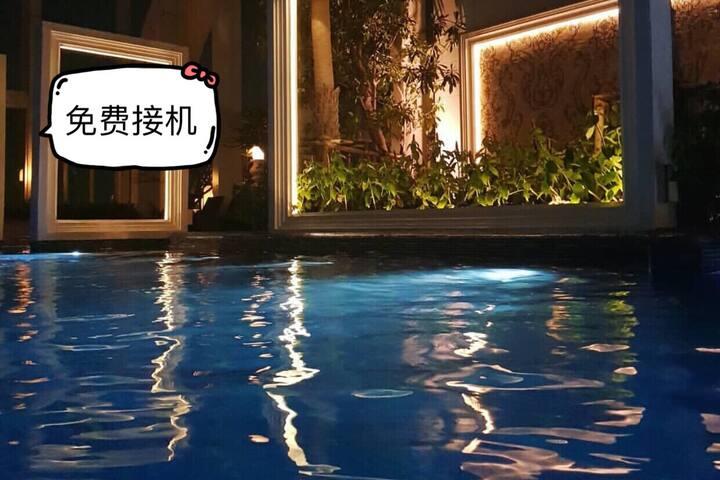 中文、奢华公寓新房源/BTS300m/sky pool &fitness/Siamsquare