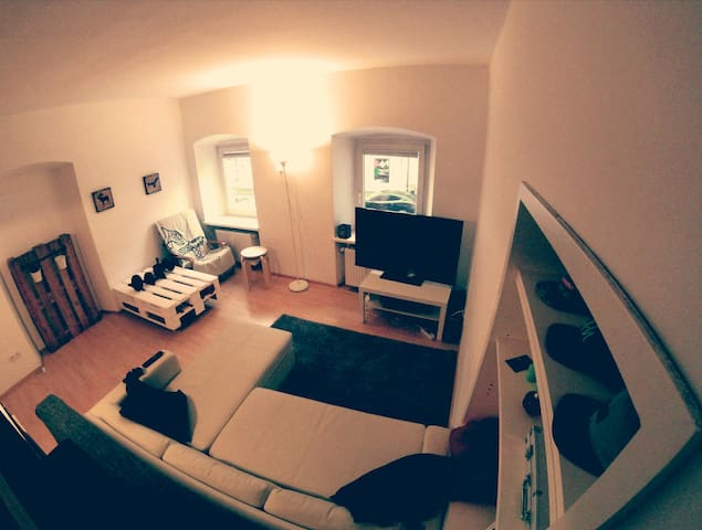 City center appartment. - Kufstein - Leilighet
