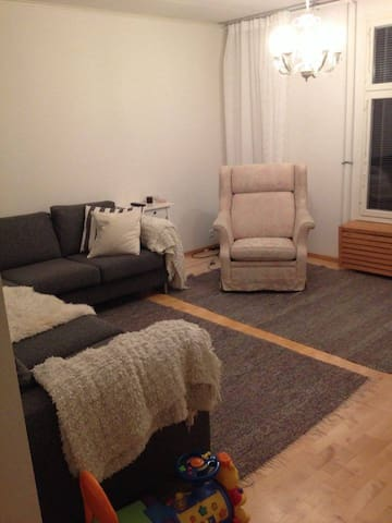 A cozy 2 bedroom-apartment for Lahti Ski Games -17 - Lahti - Daire