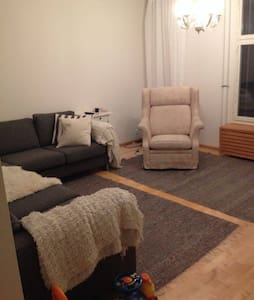 A cozy 2 bedroom-apartment for Lahti Ski Games -17 - Lahti - Huoneisto