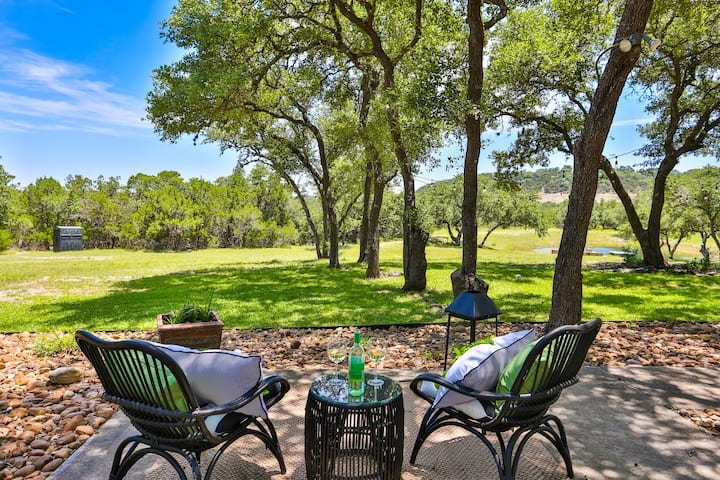 Follow Your Heart Luxury Cabin In The Hill Country