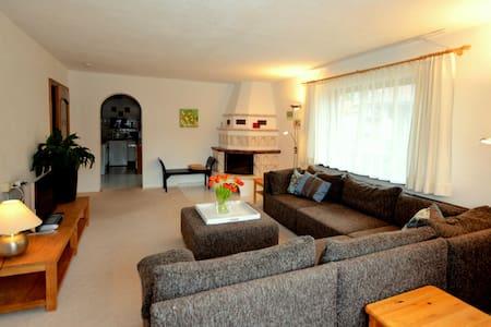 Rust en ruimte in appartement Seebenalm - Ehrwald
