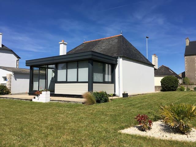 """""""Kaz an mwen"""" en nord Finistère (la case à moi)"""