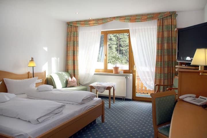 Hotel Schöne Aussicht, (Hornberg), Doppelzimmer Comfort plus