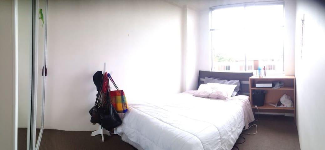 Lighty double bed room