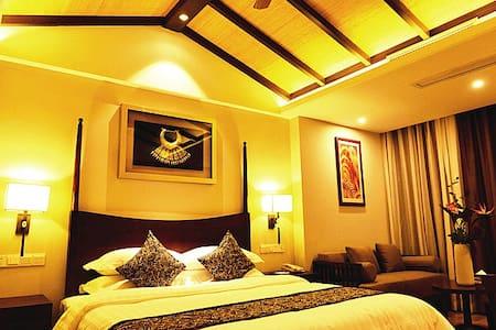 东南亚度假风格装修、个性、休闲 - Lingshui - Selveierleilighet