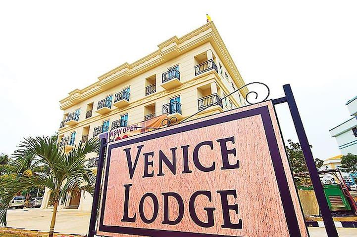 Venice Lodge Hotel, Kampong Kiarong