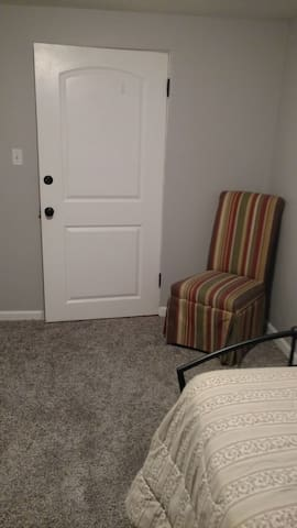 Quiet and cozy studio apartment!  All to yourself!