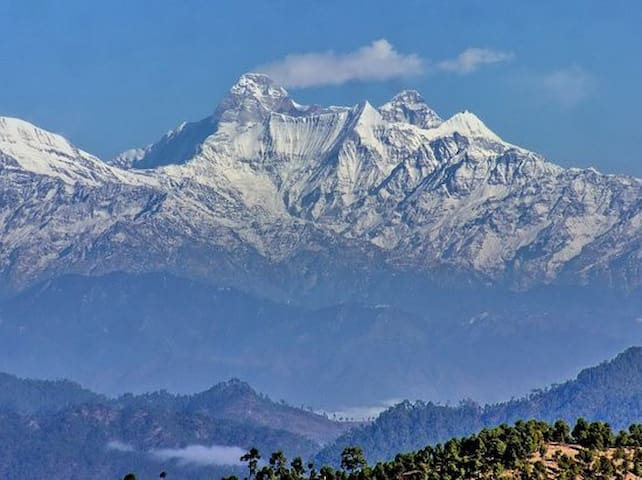 Himalayan View By Gems Group