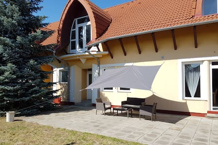 Zimona Guesthouse close to the Drava river and Spa