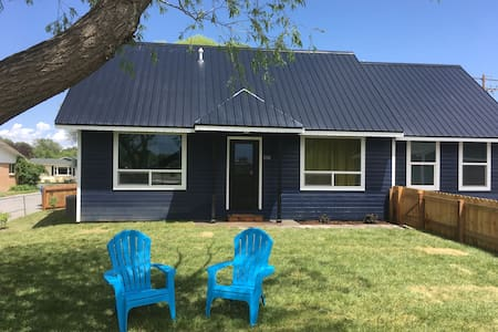 Brand New 3BR Home, Downtown Montrose, CO