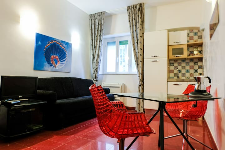 Otium- comfort suite near the Vatican Museums