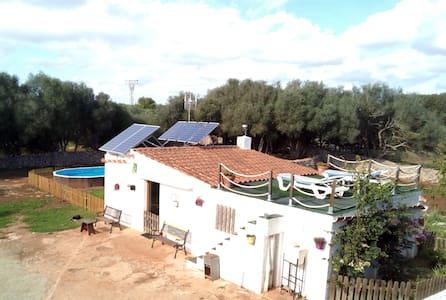 La casita de 'Sa Mitjera' - Sant Lluís - Ev