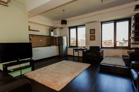 Gorgeous View Duplex in the Middle of the City