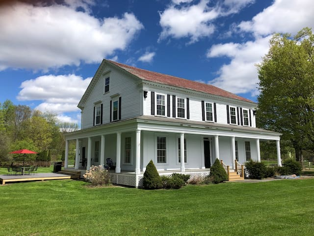 Historic 1850's Renovated Farmhouse w/ Pool!