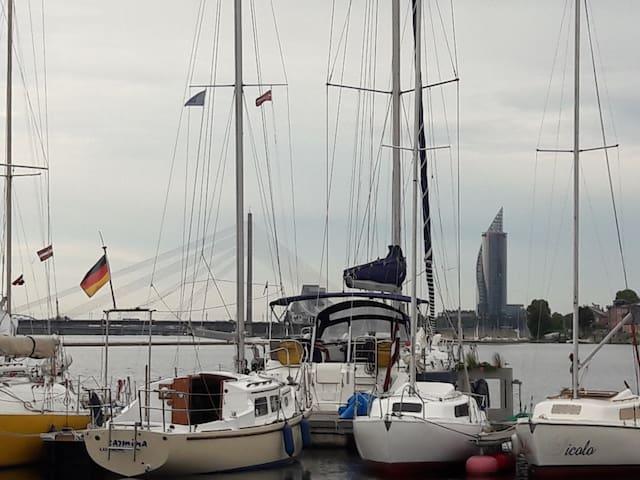 Riga House Boat